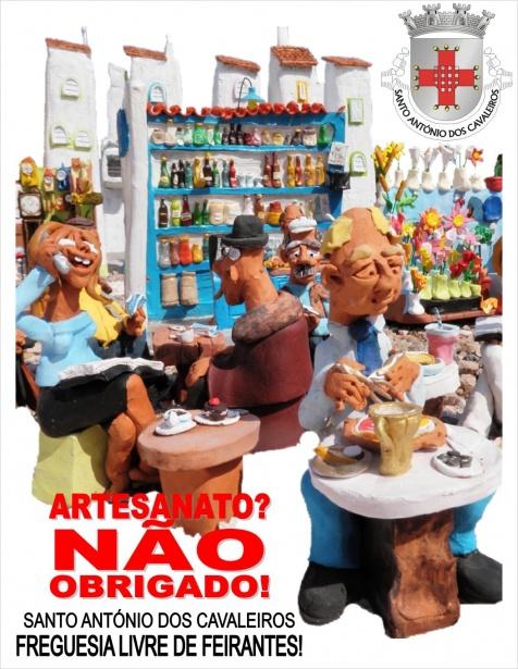 "Proposta ""Feira de Artesanato Urbano"""